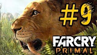 FarCry: Primal #9 - Саблезубый тигр(Новые питомцы в нашем арсенале... Far Cry Primal — компьютерная игра (РЕЙТИНГ 18+) в жанре action-adventure со структурой..., 2016-05-03T04:14:45.000Z)