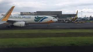 Cebu Pacific 5J 450 - Landed in Manila at Ninoy Aquino International Airport Terminal 3 (ILO - MNL)