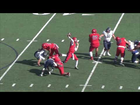 2018 Dixie State Football Highlights Vs. Colorado School Of Mines
