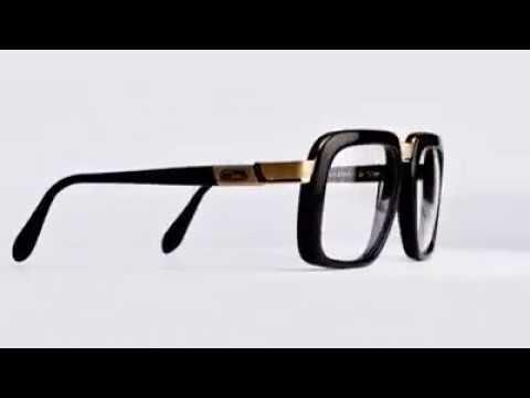 3c131efb2ac10 CAZAL Óculos modelo 616 - YouTube