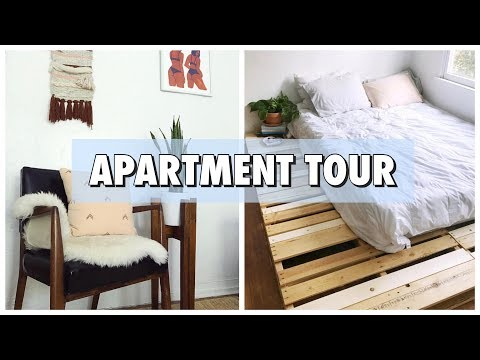 My FULL Apartment Tour!