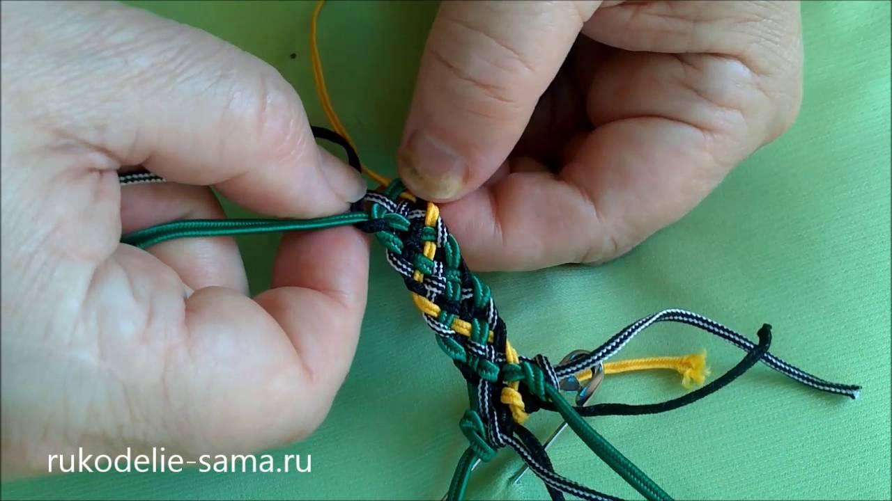 Плетение поясов своими руками