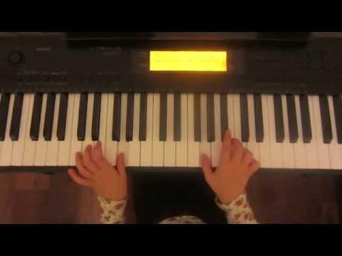 Королёк - птичка певчая. Piano cover + ноты.