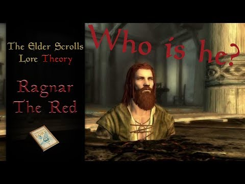 Ragnar the Red, who was he? - The Elder Scrolls Lore [Theory]