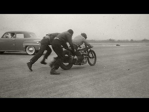 Как заводить мотоцикл с толкача (How to start a motorcycle with the pusher)