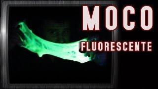 Como hacer moco fluorescente │ Experimento Fácil