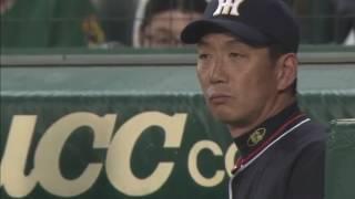 阪神タイガース 巨人戦で鳥谷選手へのデッドボール