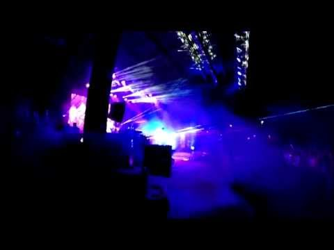 Portugal The Man Full Set (almost) at Red Butte Gardens Salt Lake City Utah playing after Grouplove