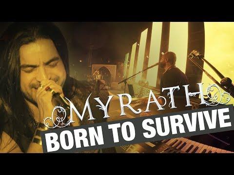 "Myrath ""Born To Survive"" (Live) - Official Video - New album ""Shehili"" OUT NOW"
