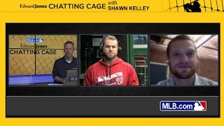 Chatting Cage: Kelley answers fans' questions