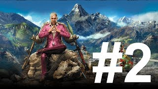 #2 FarCry4 Story PS4 Live