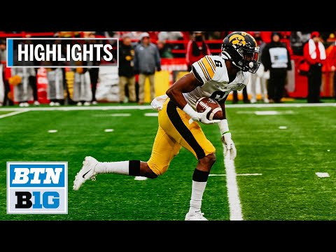 Highlights: Duncan's Late FG Lifts Iowa to Victory | Iowa at Nebraska | Nov. 29, 2019