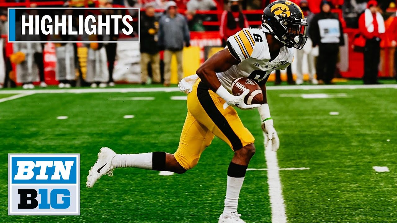 Iowa Hawkeyes Hold Off No. 24 Rutgers to Beat the Scarlet Knights
