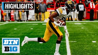 Highlights: Duncans Late FG Lifts Iowa to Victory Iowa at Nebraska Nov. 29, 2019