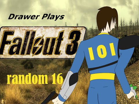 Inframundo|Drawer Plays Fallout 3 parte Libros