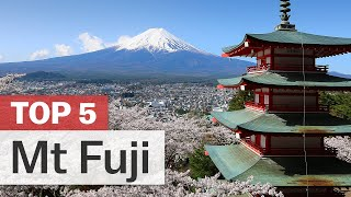 Top 5 Things to do Around Fuji | japan-guide.com thumbnail