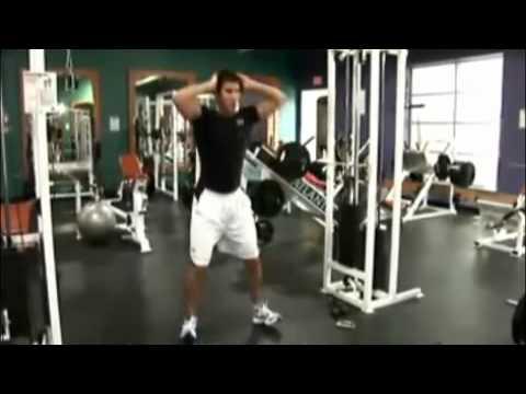 Ejercicio para bajar de peso en el gym y