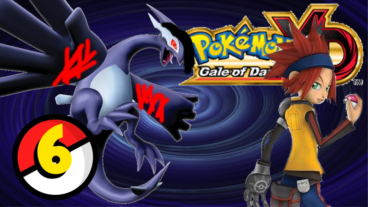 SHADOW POKEMON ARE EMO - PKMN: Gale of Darkness 6 - YouTube