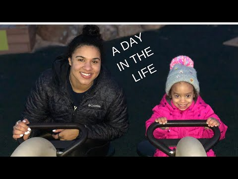 A DAY IN THE LIFE VLOG!!!