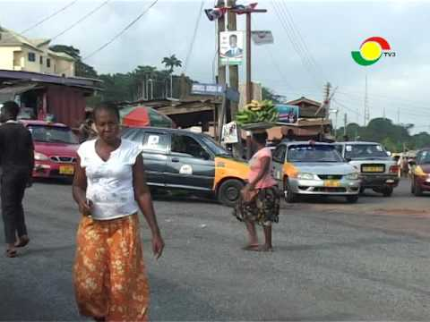 The dreams of residents of Aburi - 27/11/2016