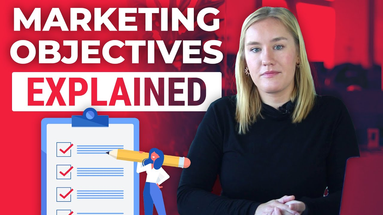Download Marketing Objectives Explained   10 Examples!