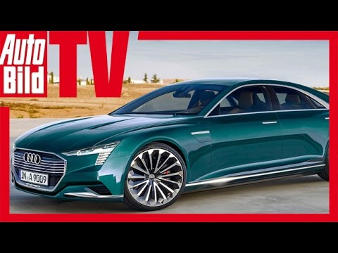 Audi A9 C E Tron 2020 Der Luxus Elektrosportwagen