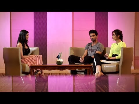 Full interview with Sushant Singh Rajput & Kriti Sanon