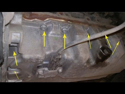 Снятие поддона двигателя awm фольксваген пассат кузов б5. Самое подробное видео.