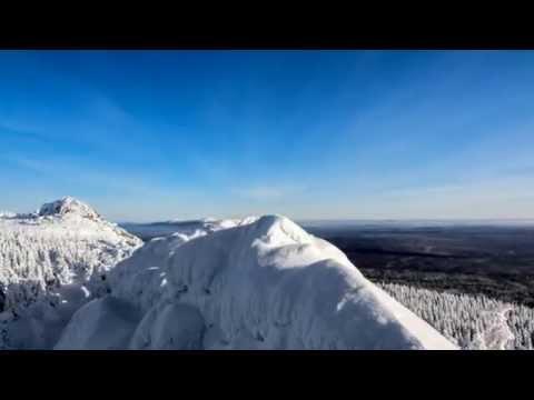 Natural wonders - Zyuratkul National Park (Russia)