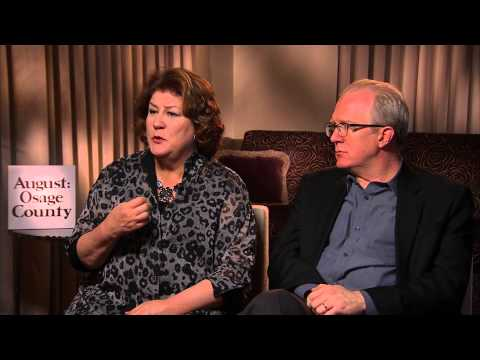 Margo Martindale and Tracy Letts sing 'Oklahoma!'