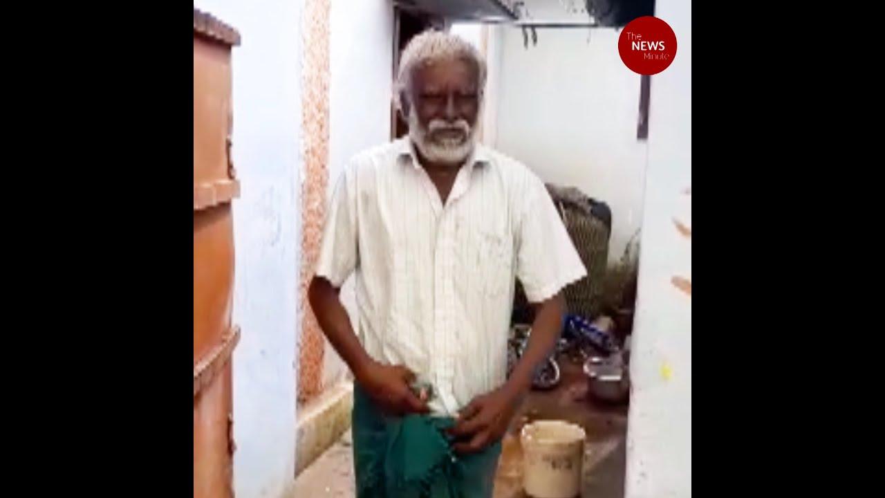 Working his way through forests and wild animals: Meet postman Sivan