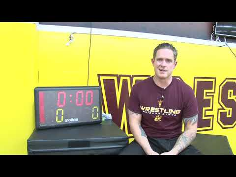 Former Green Beret Roman Rozell's journey to ASU Wrestling