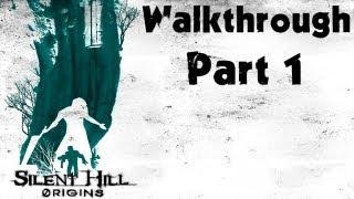 Silent Hill: Origins - Walkthrough Part 1 - The Road To Silent Hill