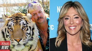 'Tiger King' Joe Exotic Speaks, CNN's Brooke Baldwin Tests Positive For COVID-19 & More | THR News