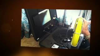 Tulsa Duct Camera Inspection |  918-622-8686 | Water in Duct System |