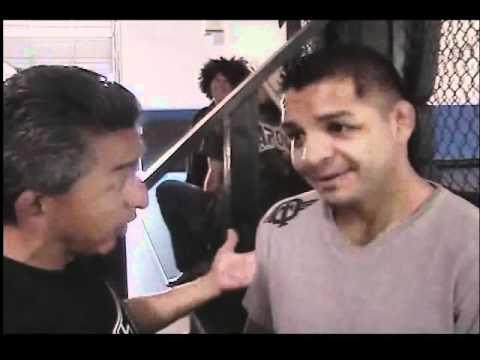 NTF TV - Interview with UFC Fighter Leonard Garcia