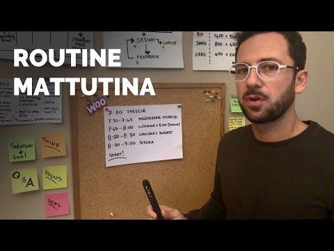 La Routine Mattutina di un Freelance