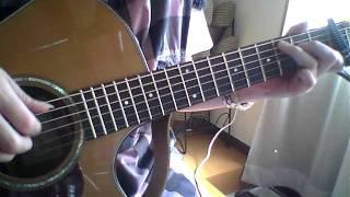 「あの夏の想い出」 オリジナル曲 ギター弾き語り