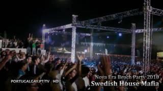 Swedish House Mafia Na Nova Era Beach Party 2010