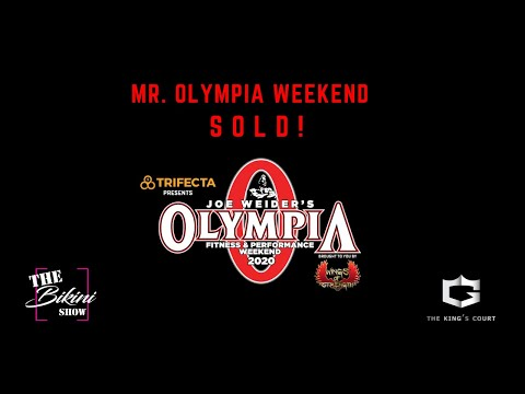 Mr. Olympia Weekend SOLD! |  AMI Sells Mr. Olympia To Jake Wood