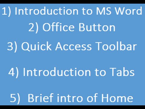 learn-ms-word-basic-skills-for-beginners-part-1
