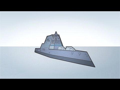 Raytheon - DDG 1000 Zumwalt-Class Destroyer Capabilities [720p]