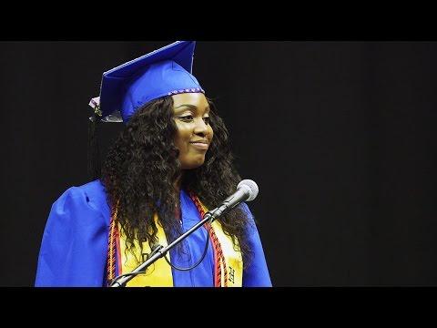 2017 UMA Spring Commencement Student Speaker - Online