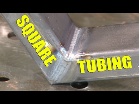 How to MIG Weld a Chassis Sub-Frame and Lower Clip - YouTube