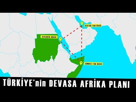 Türkiye'nin Gizli Afrika Planı Kuralları Değiştirdi