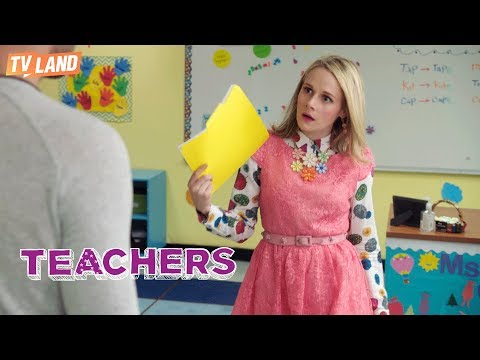 'I'm Ready Hot Daddy' Official Clip | Teachers on TV Land (Season 2)