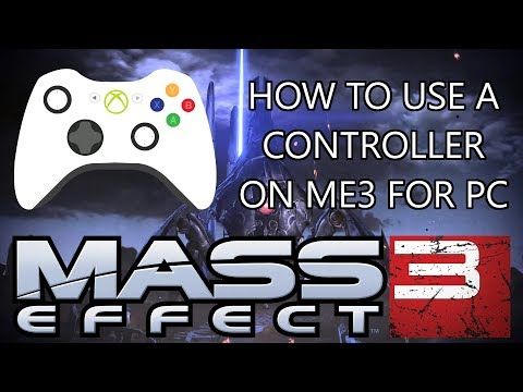 Mass Effect 3 Singleplayer Native Controller Support Mod Setup Guide (MM5) READ DESCRIPTION!