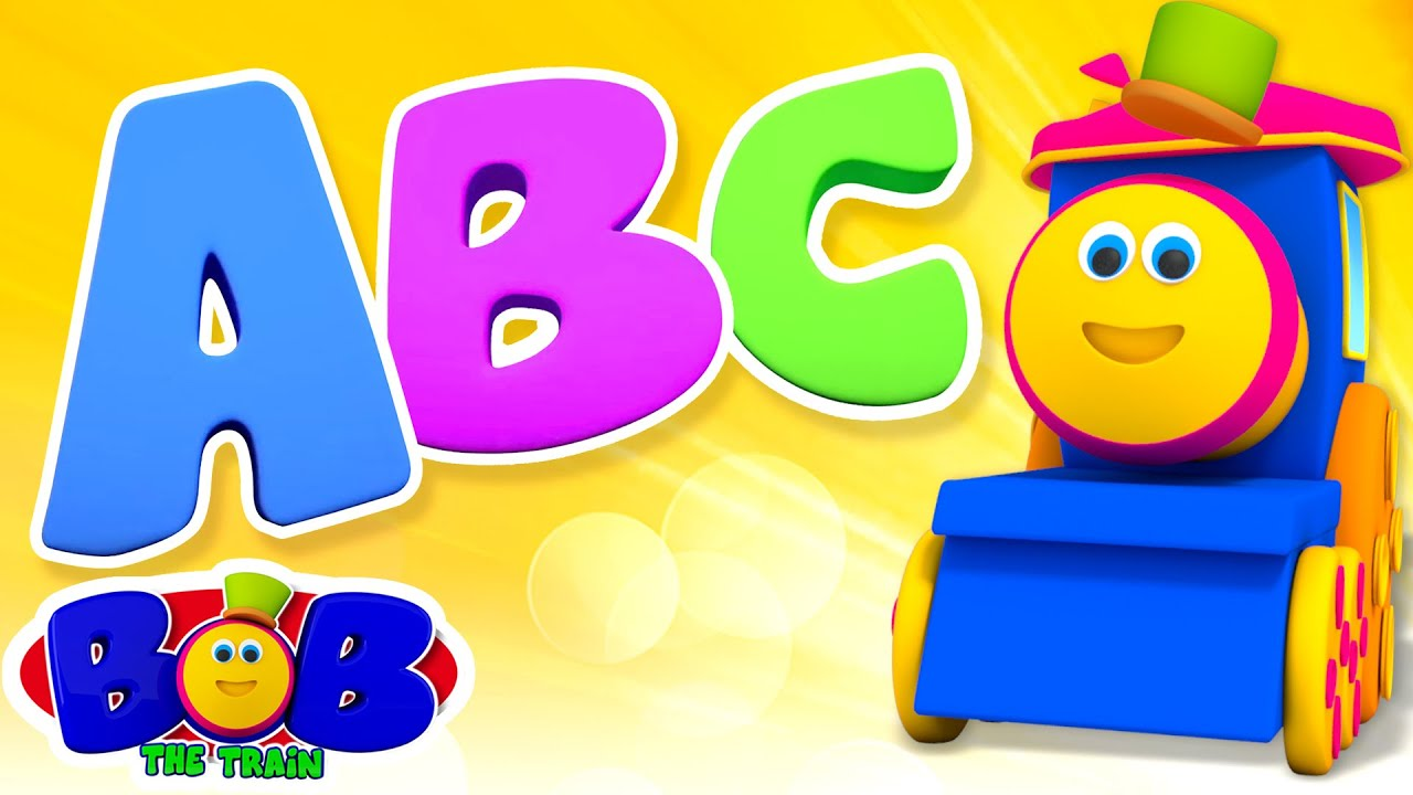 ABC Song - Alphabet Ride + More Preschool Learning Videos for Kids | Nursery Rhymes & Baby Songs