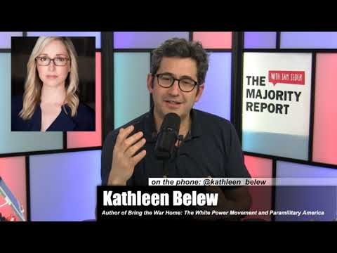 Intervention Abroad & Extremism at Home w/ Kathleen Belew - MR Live - 2/21/19