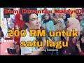 Lepai - Satu Lagu 200 Ringgit Malaysia #lfvbayarbelakangpanggung
